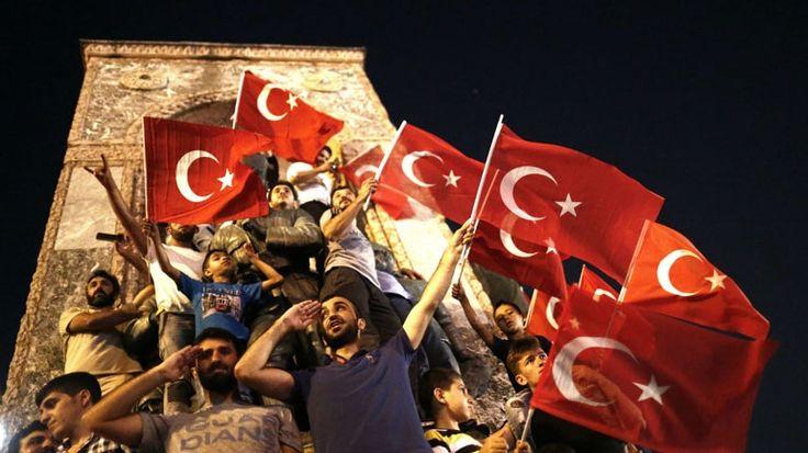 Συνολικά 136 Τούρκοι πολίτες έχουν ζητήσει άσυλο στη Γερμανία