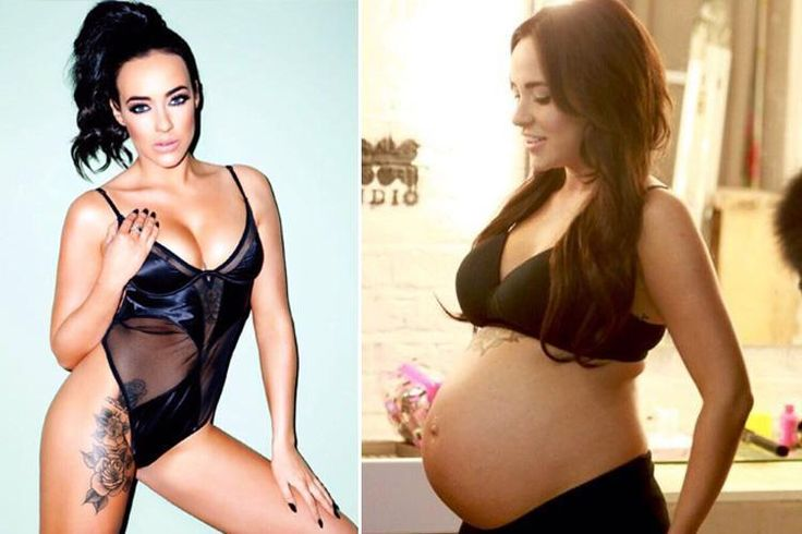 'YOU'RE GONNA BE A MILF' 		  The former Hollyoaks star appears to be pining for her post-pregnancy body   PREGNANT Stephanie Davis looks incredible in a stunning throwback picture. The former Hollyoaks star shared the sexy snap with her fans late on Friday evening. Staring into the camera, St...