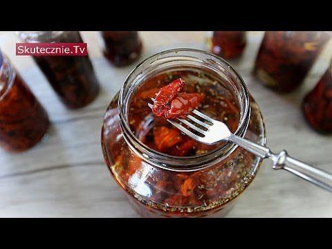 Jak zrobić suszone pomidory :: Skutecznie.Tv [HD] - YouTube