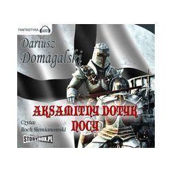 Aksamitny dotyk nocy - Domagalski Dariusz