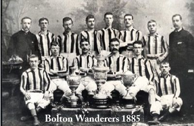 bolton wanderers 1885 team group