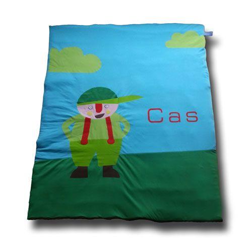 Speelkleed Cas | Playing quilt Cas
