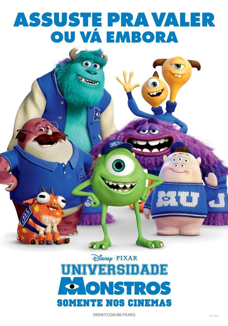 Universidade Monstros (2013) - Fotos - UOL Cinema