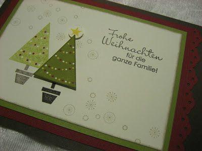 Kirstens Stempelkiste: Dezember 2011
