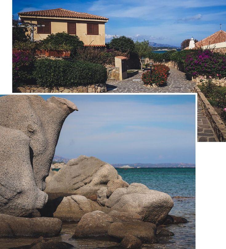 Travel Diary Sardinien Urlaub Baia de Bahas Apartement Resort Feriendorf am Meer Golfo Aranci