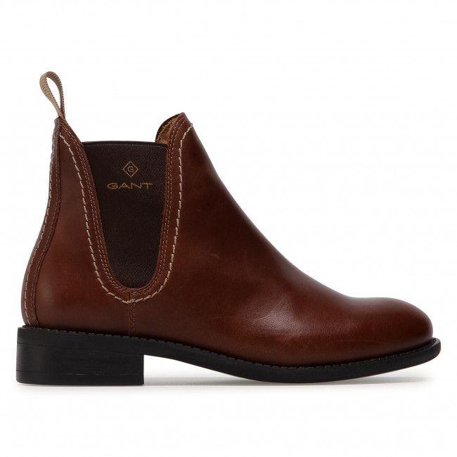 Sztyblety Gant Ainsley 21551922 Cognac G45 Sztyblety Kozaki I Inne Damskie Eobuwie Pl Chelsea Boots Boots Shoes