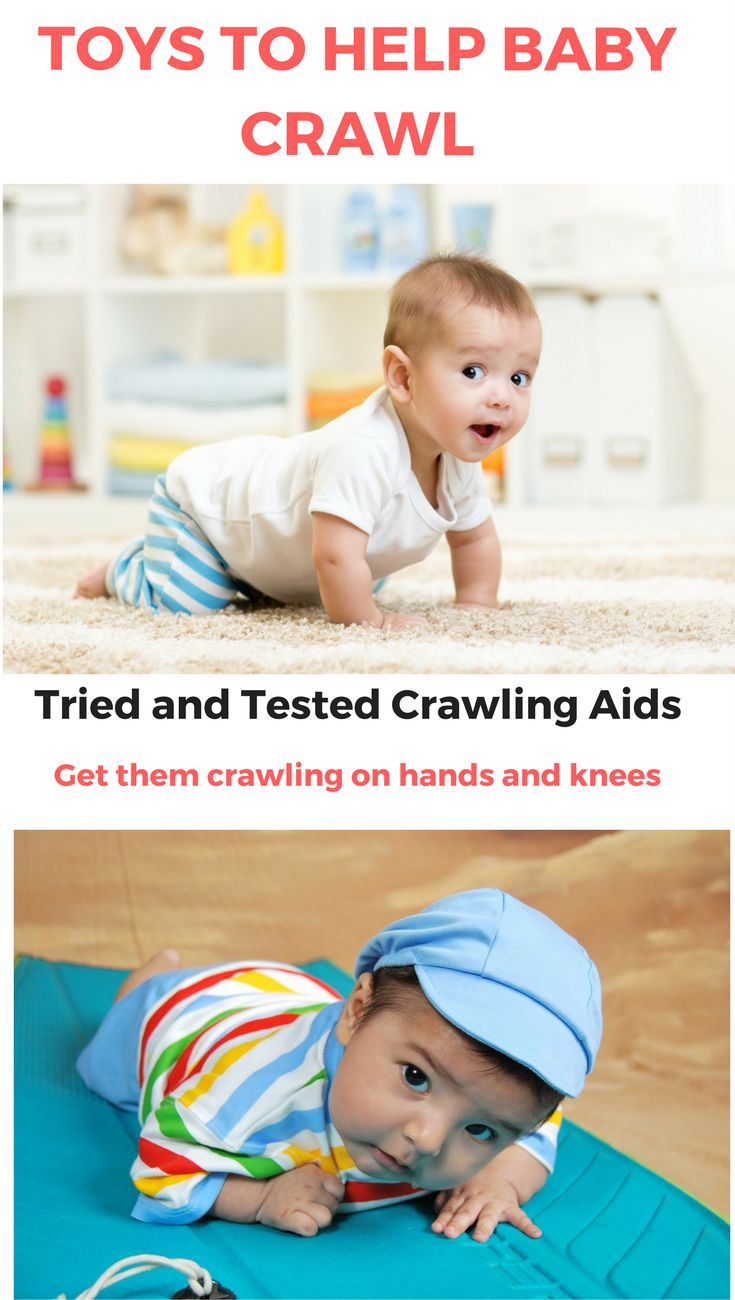Crawl and Learn with a Baby Obstacle Course | Hands On As ...