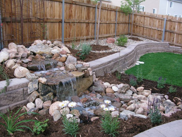 Backyard Landscaping Colorado Springs : Best images about gardening in colorado on