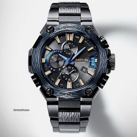 "Oferta de Casio G-Shock: MX$147,315 Casio G-shock MRG-G2000HT  ""KASUMI-TSUCHIME"" 500pcs  PRE-ORDER, Referencia MRG-G2000HT; Titanio; Cuarzo; Estado 0 (sin estrenar); Año Swiss & Euopean Warehouse"