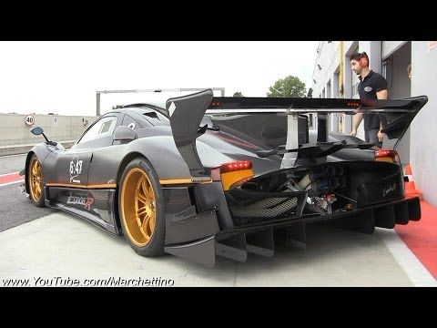 More gloriously noisy footage of the Pagani Zonda Revolucion has landed | Car Fanatics Blog