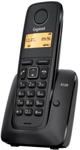 Telefono inalambrico dect Gigaset A120 negro #ofertas #regalos #regalar #tienda #madrid #españa