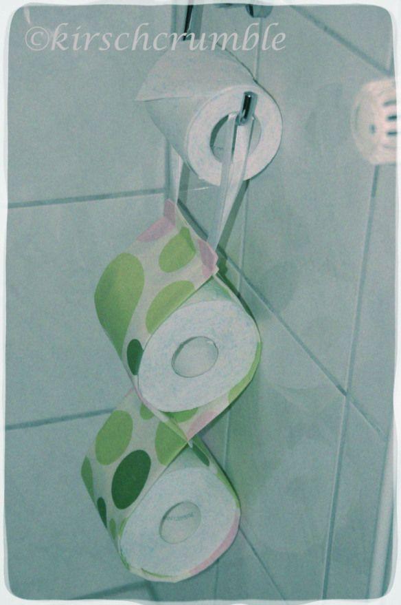 DIY Toilettenpapierhalter