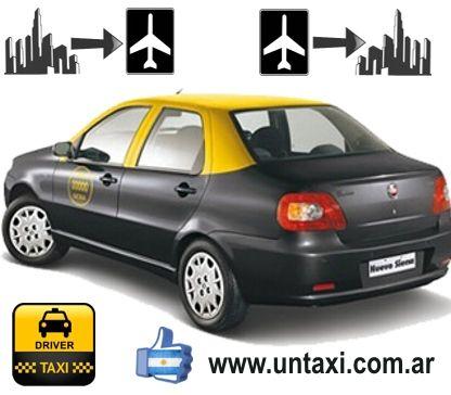 Servicio de Taxi de Media y Larga Distancia Ciudad Autonoma de Buenos Aires www.untaxi.com.ar