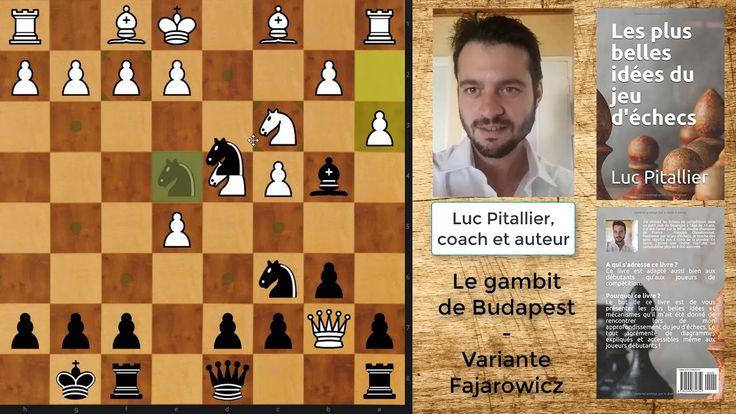 Le gambit de Budapest   variante Fajarowicz
