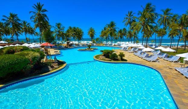 Que tal curtir o Reveillon 2016 na Costa do Sauipe? Melhora ainda, hospedado em um Resort neste que é um dos lugares mais belos e desejados do Brasil para