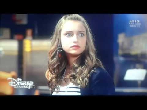 Alex & Co 2 - Rebecca canta Likewise e bacia Sam (Episodio 9) - YouTube