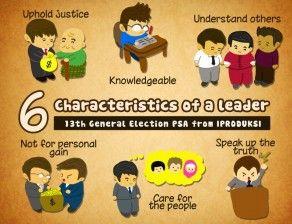 6 Characteristics of a True Leader