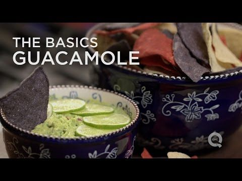 QVC: The Basics - Guacamole by Meredith Laurence