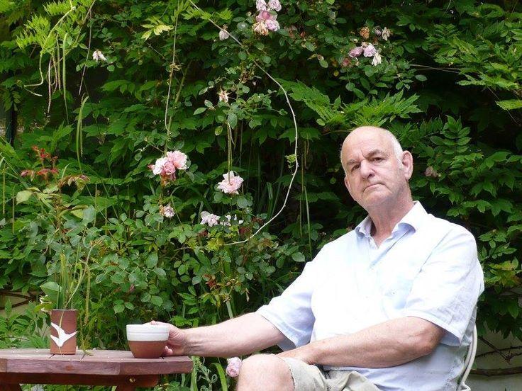 Enjoy the sunshine! Stephen Pearce Pottery.