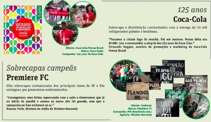 Jornal Metro // Choco la Design