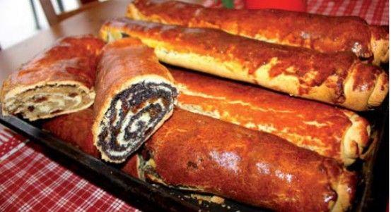 Babkin maslový závin