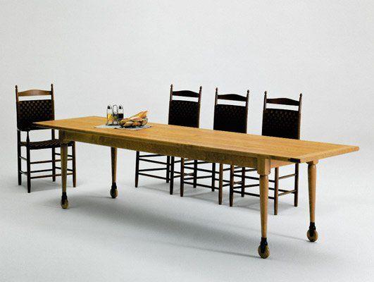 Shaker Möbel - Zeitloses Wohndesign aus den USA   SoLebIch.de