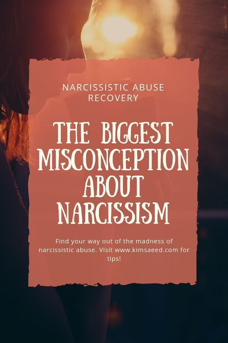 The Biggest Misconception about Narcissism   Narcissists