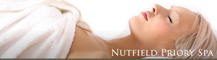 Nutfield Priory Spa in Surrey