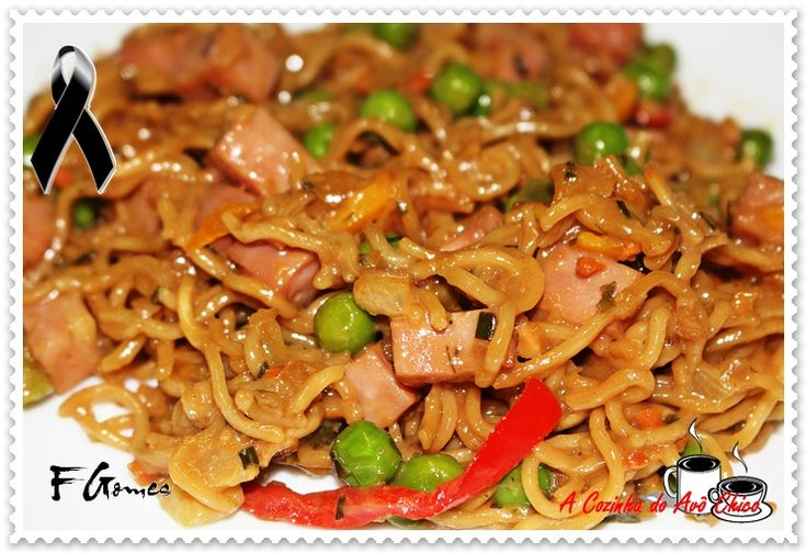 Yakisoba Noodles Chau Chau – A Cozinha do Avô Chico