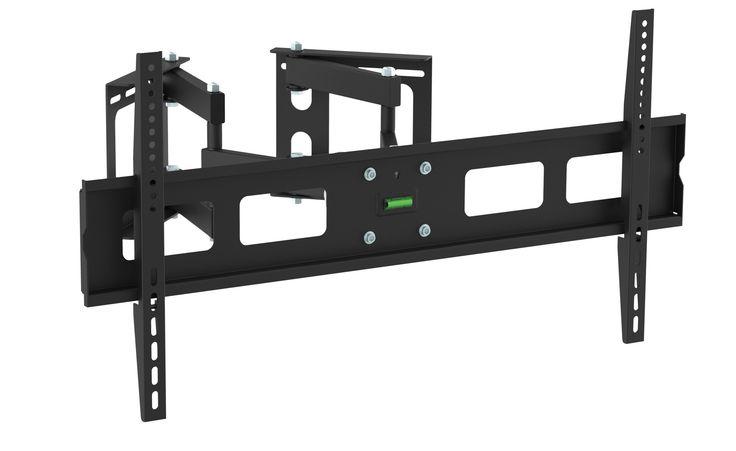"GForce Full Motion Corner TV Wall Mount for 37""-63"" Flat Panel Screens"