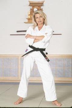 Risultati immagini per elke jeinsen karate
