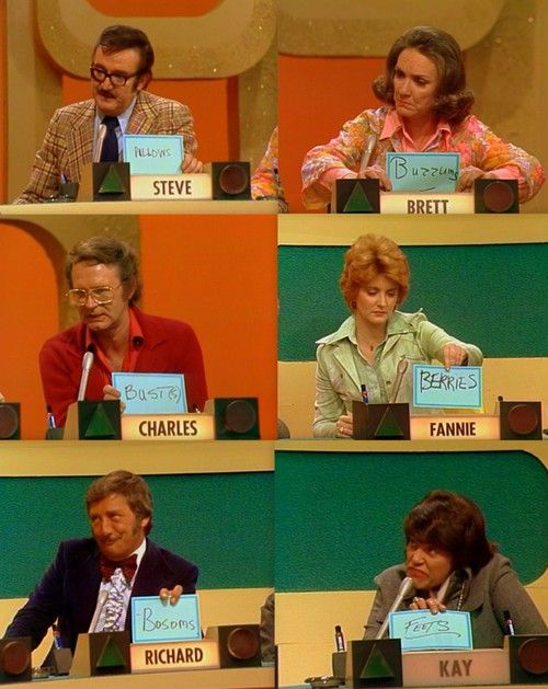 I loved watching this on GameShowNetwork with @Chris Cote Marty Curtis