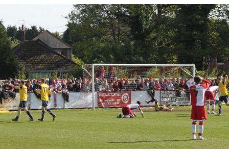 Poole Town 1-3 Gosport Borough: Steve Claridge shatters Dolphins' promotion dreams