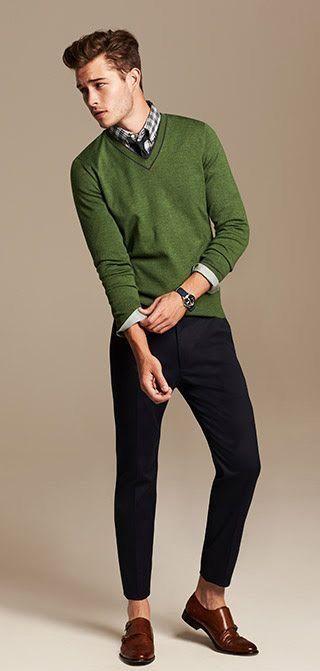 Smart Casual Style [mens fashion] #fashion // #men // #mensfashion