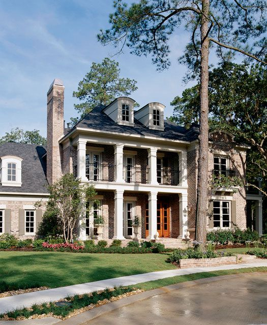 ideas about Double Storey House Plans on Pinterest   Two    Southern Style Homes  Southern Living House Plans  Southern  Perfect Southern  Beautiful Southern  Southern Charm  Forest Glen  House Forest