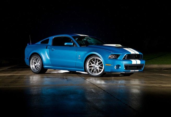 2013 Shelby GT500 Cobra via @Car Throttle