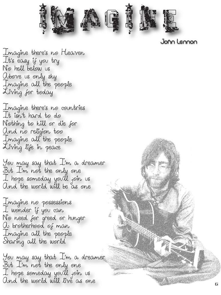 Songwriting lessons from John Lennon