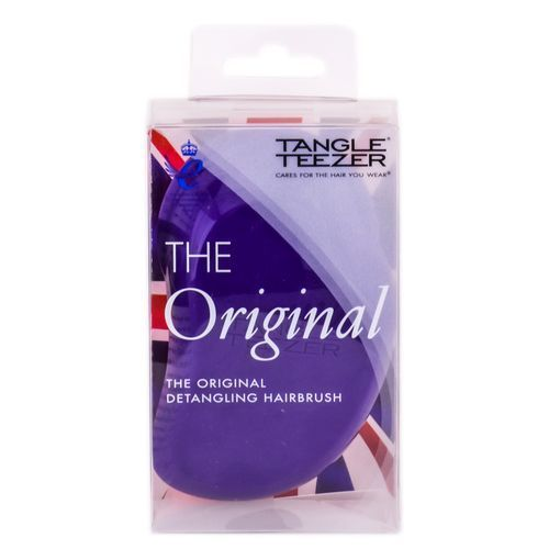 Tangle Teezer The Original - Brosse Cheveux - Plum Delicious https://www.moninstitutbeaute.com/15-tangle-teezer-the-original-brosse-cheveux-plum-delicious-tangle-teezer.html #brosse #cheveux #tangleteezer #demelant