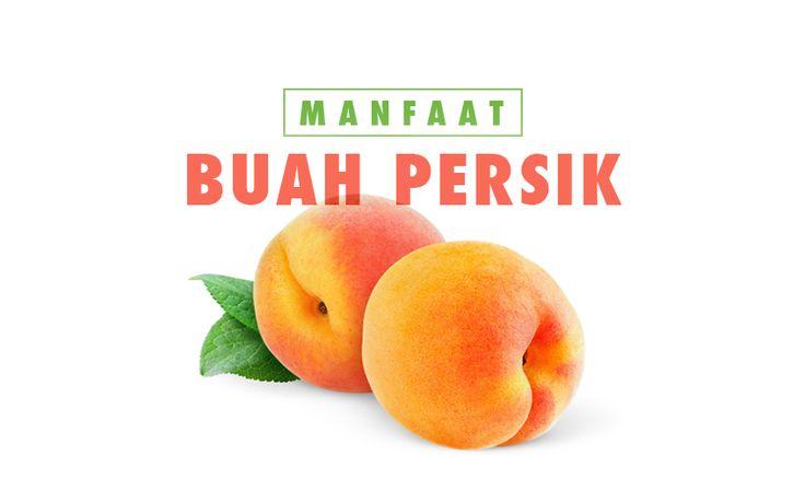 Apa anda suka mengonsumsi buah persik? Manfaat buah persik ternyata sangat beragam. Seperti buah lainnya, buah persik memiliki berbagai kandungan gizi yang diperlukan oleh tubuh kita.