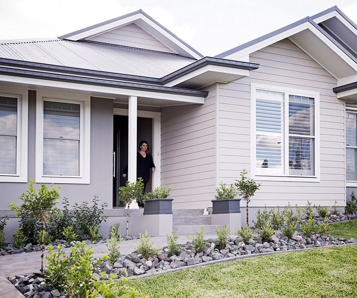 Best 25 exterior home renovations ideas on pinterest for Exterior paint ideas australia