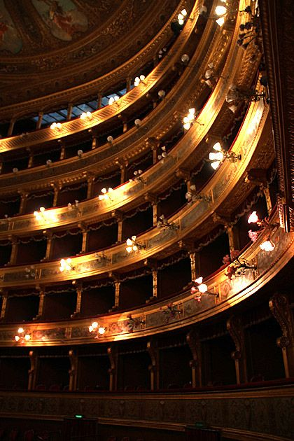 Teatro Massimo - Palermo, Sicily, Italy