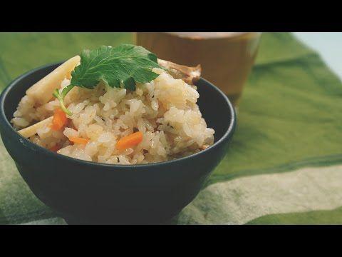 『松茸風味のごはん』エリンギが高級食材に!? | もぐー(mogoo)