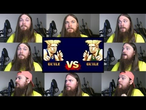 "Street Fighter 2 - ""Guile's Theme"" Acapella - Smooth McGroove"