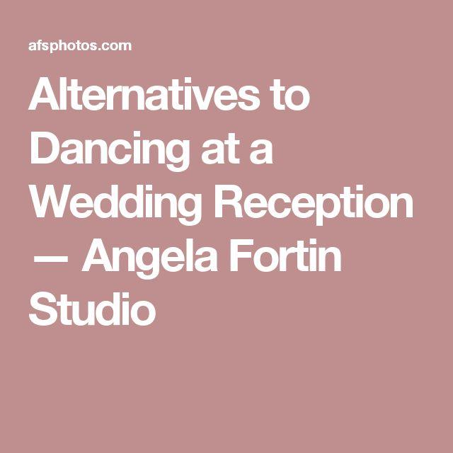 Wedding Reception Activities