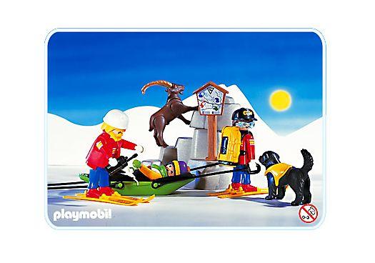 Bergrettung (Ski Patrol) Produktnr.: 3843-A   Veröffentlicht: 1996