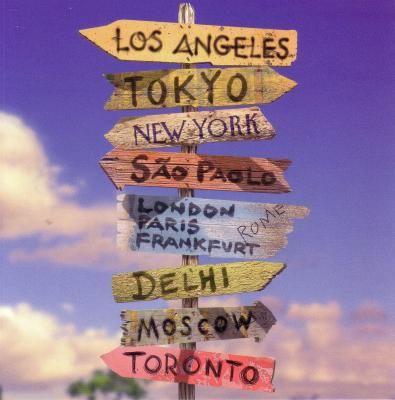 Around the World.........