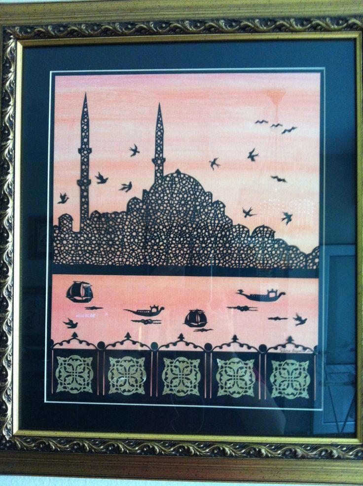 Gülnur Bayraktar tarafından yapılmıştır