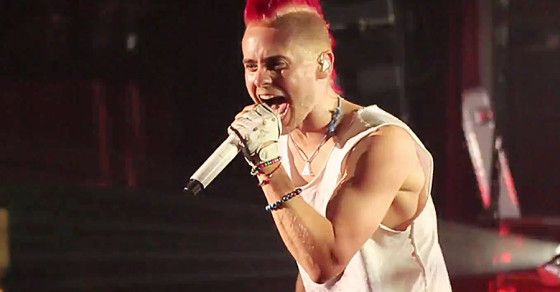 Thirty Seconds to Mars teased their new 'Into the Wild' documentary series with a captivating trailer.