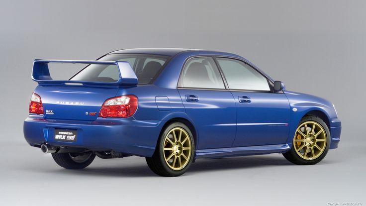 Subaru Impreza WRX STi - 2004
