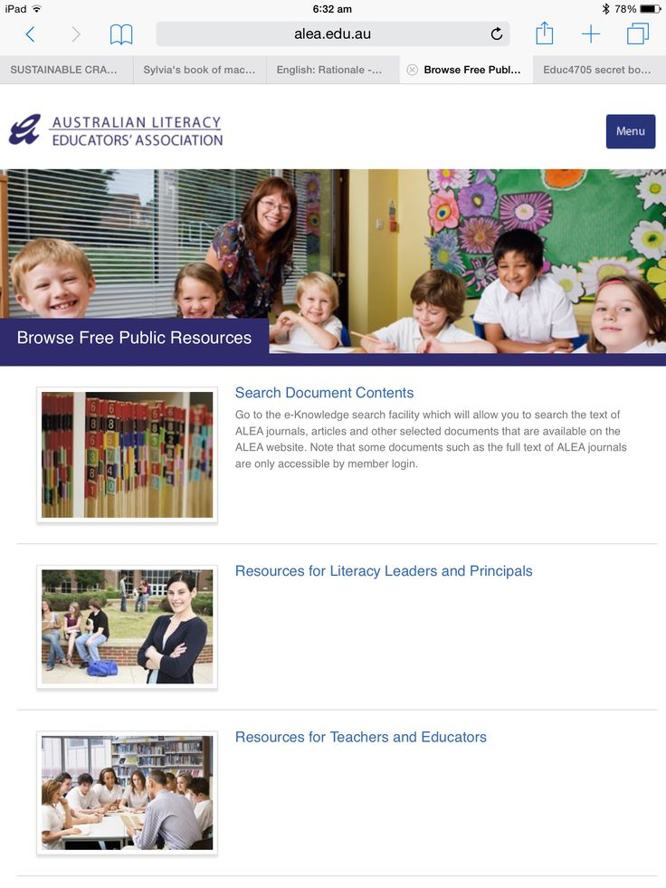 http://www.alea.edu.au/publicresources/browse-free-public-resources